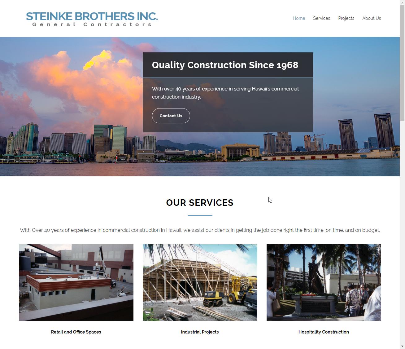 Steinke Brothers Inc.