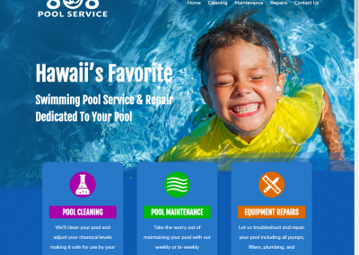808 Pool Service