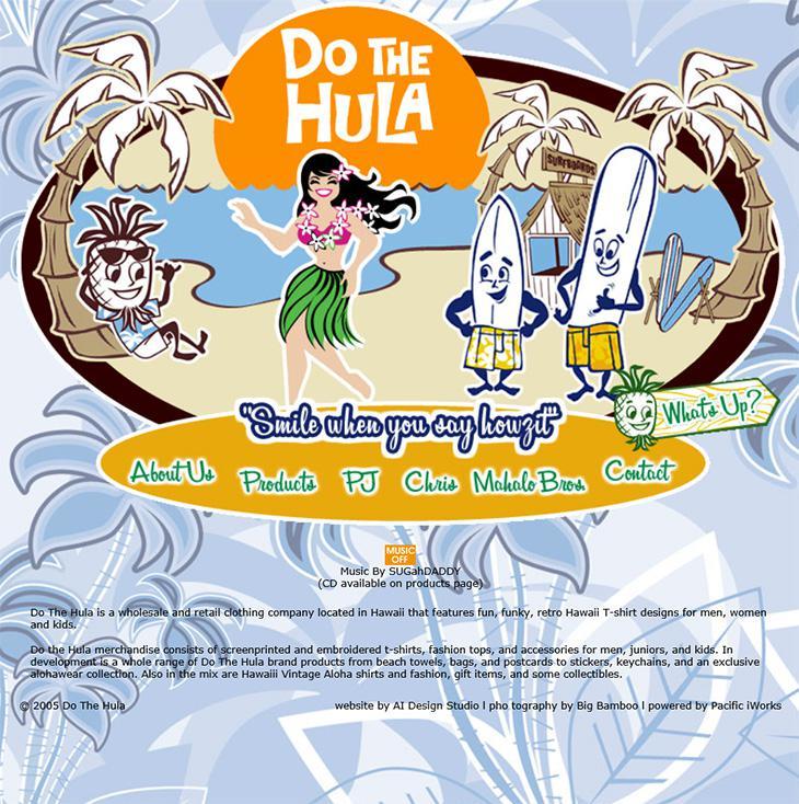 Do The Hula