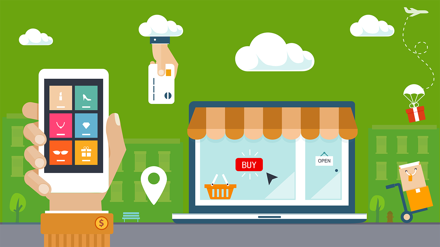 Five Advanced Ecommerce Features For Success Pacific Iworks