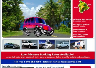 Harper's Car & Truck Rental