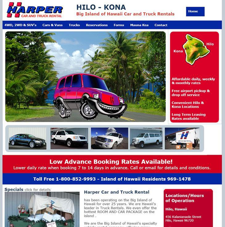 Harpers Hawaii