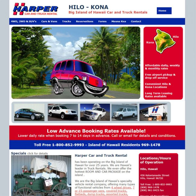 Harpers Hawaii