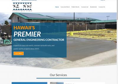Ke Nui Construction