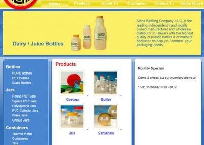 Aloha Bottling Company